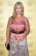 HAYLEY MCQUEEN at TWG Tea Salon & Boutique in London 07/02/2018