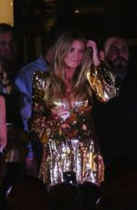 HEIDI KLUM Hosts an Ocean Drive Magazine Party in Miami 07/12/2018