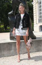 HELENA BORDON at Dior Fall/Winter 2018/2019 Haute Couture Show in Paris 07/02/2018
