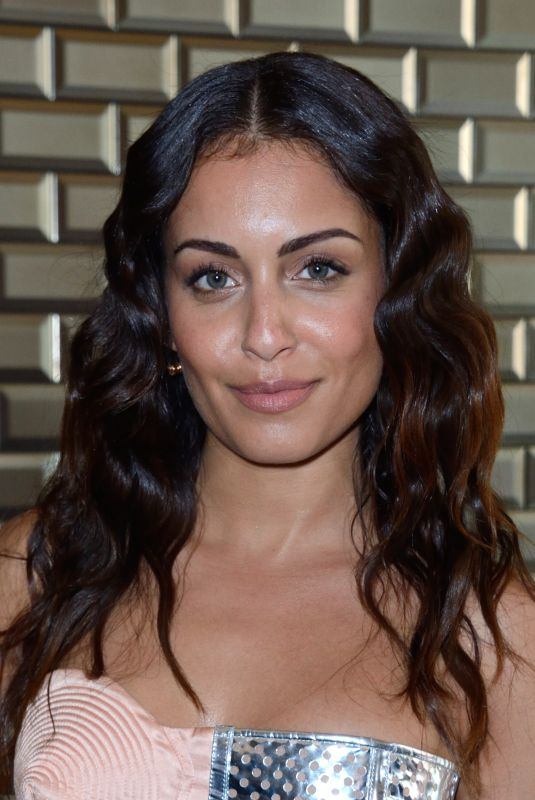 HIBA ABOUK at Jean-Paul Gaultier Show at Paris Fashion Week 07/04/2018