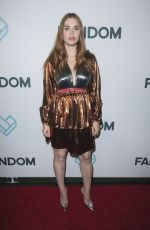 HOLLAND RODEN at Fandom Party at Comic-con 2018 in San Diego 07/19/2018