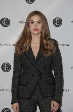 HOLLAND RODEN at Los Angeles Beautycon Festival 07/14/2018