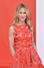 HOLLY HUNTER at The Incredibles 2 Premiere in London 07/08/2018