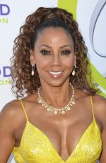 HOLLY ROBINSON PEETE at Hollyrod 20th Annual Designcare at Cross Creek Farm Event in Malibu 07/14/2018