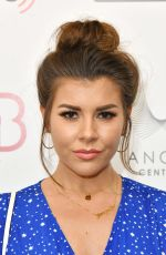 IMOGEN THOMAS at Spice Girls Exhibition VIP Launch in London 07/27/2018