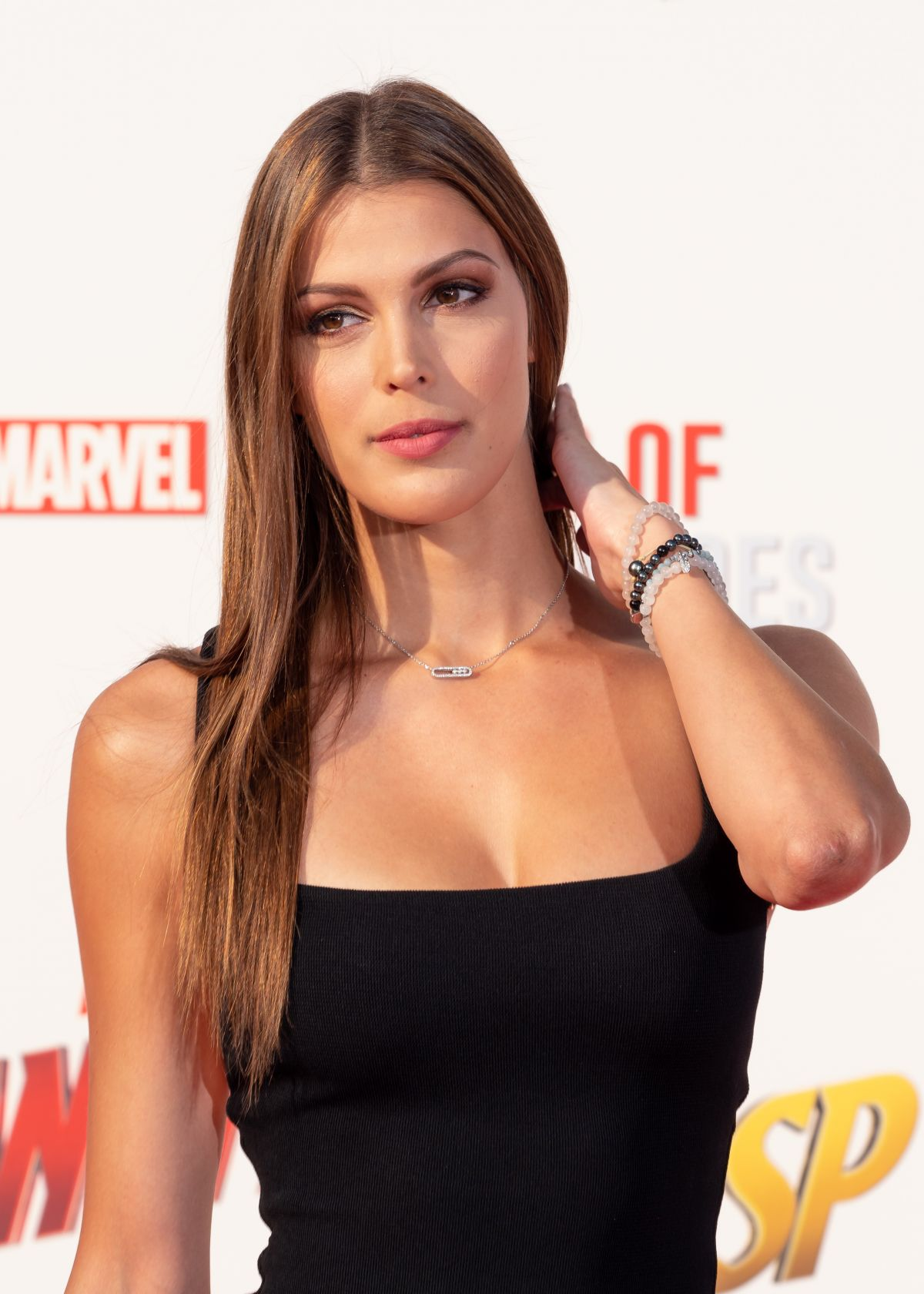 ef31d7e360c IRIS MITTENAERE at Ant-man and the Wasp Premiere in Paris 04 17 2018 ...