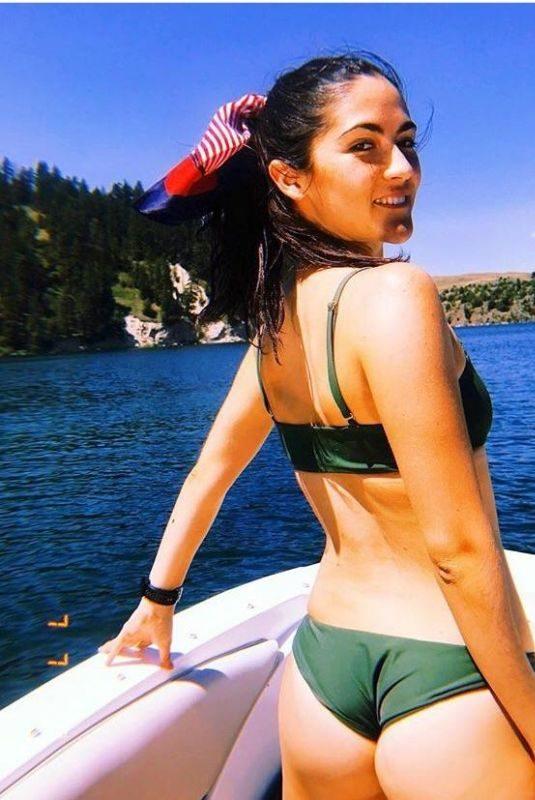 ISABELLE FUHRMAN in Bikini 07/07/2018 Instagram Pictures