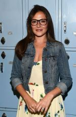 ITALIA RICCI at Eighth Grade Screening in Los Angeles 07/11/2018