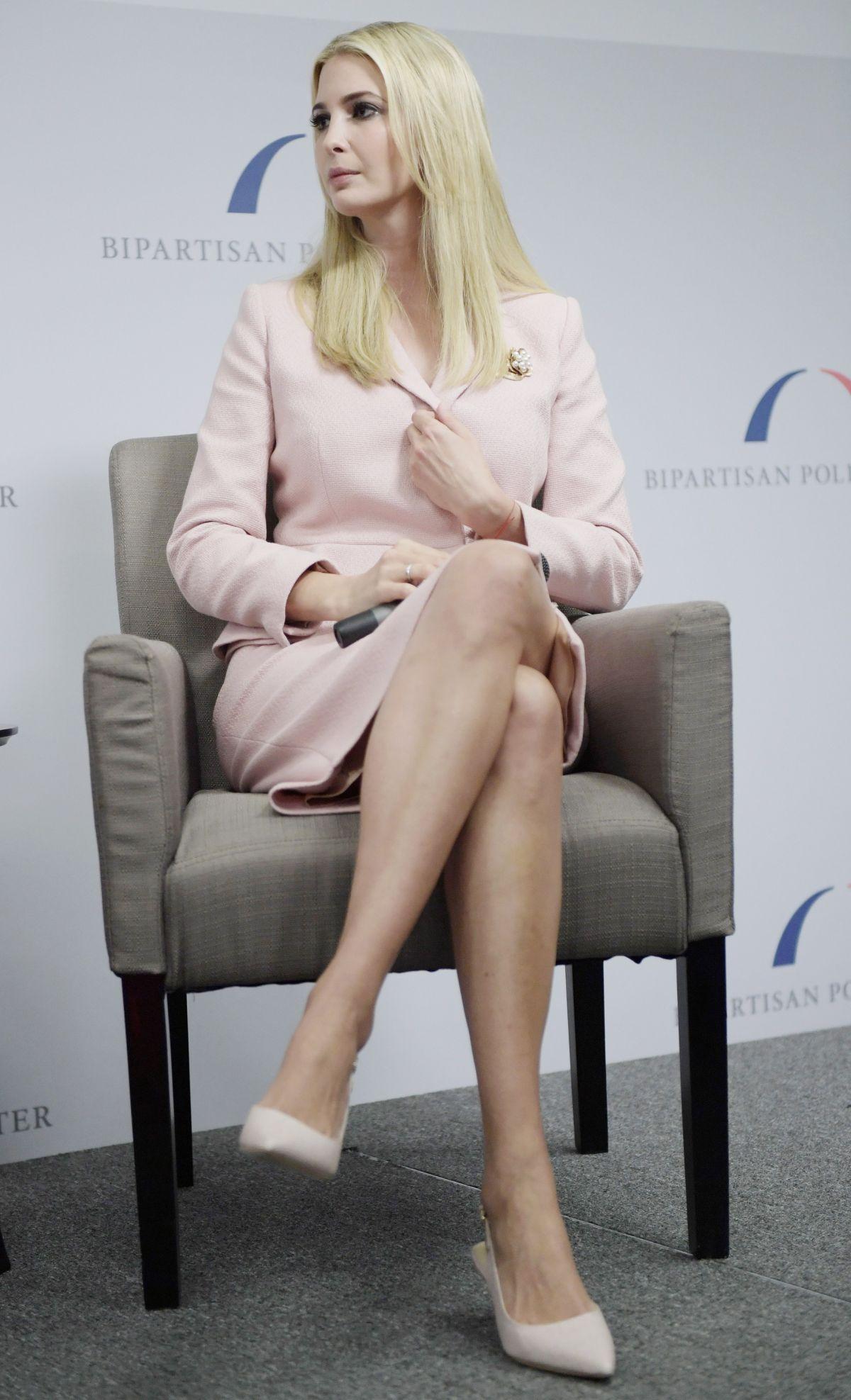 Sexy women ivanka trump legs