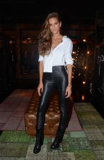 IZABEL GOULART at a Designer Store in Sao Paulo 07/27/2018