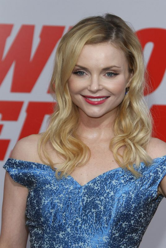 IZABELLA MIKO at The Spy Who Dumped Me Premiere in Los Angeles 07/25/2018