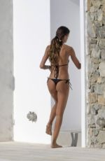 IZBEL GOULART in Bikini on holiday on Mykonos Island 07/11/2018