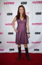 JACKIE MONAHAN at Tthe Misseducation of Cameron Post Screening at Outfest LA 07/22/2018