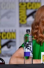 JANE LEVY at Castle Rock Panel at Comic-con in San Diego 07/20/2018