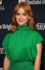 JANE LEVY at Variety Studios at Comic-con 2018 in San Diego 07/20/2018