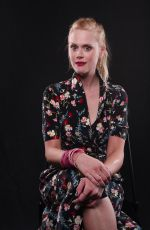 JANET VARNEY at Variety Studio at Comic-con in San Diego 07/21/2018
