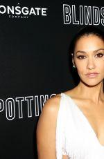 JANINA GAVANKAR at Lionsgate Hosts Blindspotting Screening in New York 07/16/2018