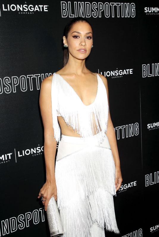 JANINA GAVANKAR at Lionsgate Hosts Blindspotting Screening in New York 07/16/2018