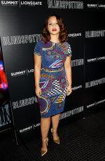 JASMINE CEPHAS JONES at Lionsgate Hosts Blindspotting Screening in New York 07/16/2018