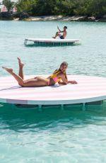 JASMINE SANDERS in Bikini at Revolve Summer Event in Bermuda 07/17/2018