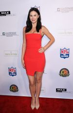 JAYDE NICOLE at Game on Gala Celebrating Excellence in Sports in Los Angeles 07/17/2018