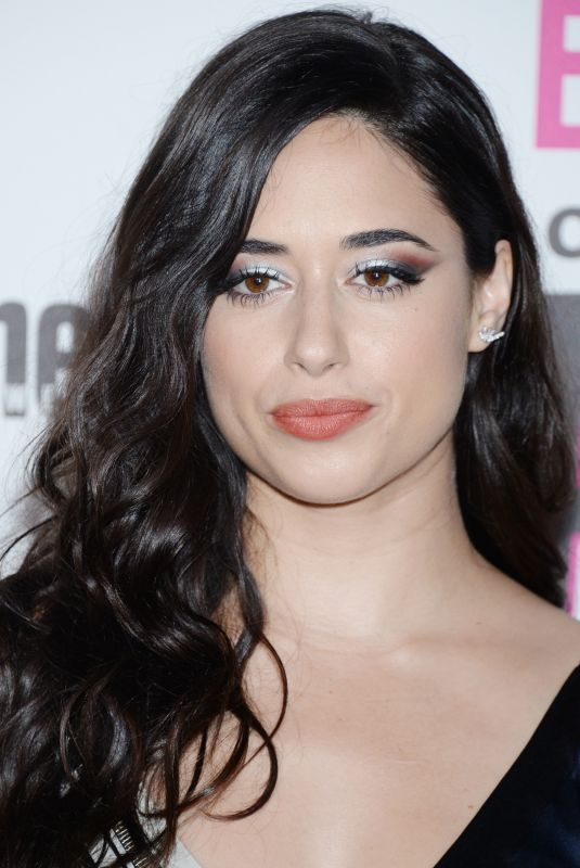 JEANINE MASON at Entertainment Weekly Party at Comic-con in San Diego 07/21/2018