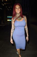 JEMMA LUCY Night Out in London 07/11/2018