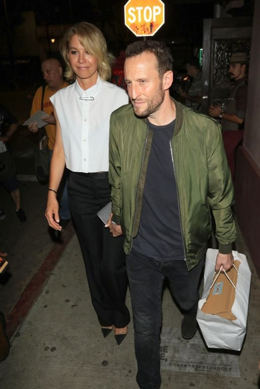 JENNA and Bodhi ELFMAN at No Vacancy Nightclub in Hollywood 07/27/2018