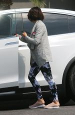 JENNA DEWAN Out and About in West Hollywood 07/03/2018