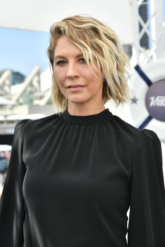 JENNA ELFMAN at Variety Studio at Comic-con in San Diego 07/19/2018