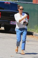 JENNIFER GARNER in Jeand Out in Los Angeles 07/17/2018