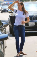 JENNIFER GARNER Out and About in Brentwood 07/03/2018