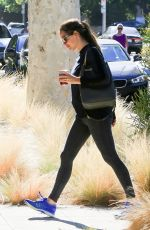 JENNIFER GARNER Out for Coffee in Los Angeles 07/23/2018