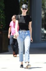 JENNIFER LAWRENCE Out for Lunch in Westwood 07/23/2018