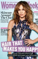 JENNIFER LOPEZ in Womens Weekly, Malaysia May 2018