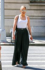JENNIFER LOPEZ Out Shopping in New York 06/30/2018