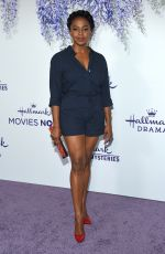 JERRIKA HINTON at Hallmark Channel Summer TCA Party in Beverly Hills 07/27/2018