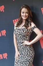 JESS IMPIAZZI at Fanged Up Premiere in London 07/25/2018