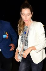 JESSICA BIEL Arrives at Annabel
