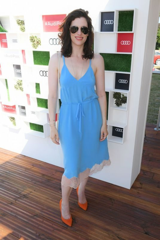 JESSICA DE GOUW at Audi Polo Challenge in Berkshire 06/30/2018