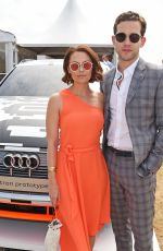 JESSICA ELLERBY at Audi Polo Challenge at Coworth Park Polo Club 07/01/2018