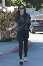JESSICA GOMES Out and About in Beverly Hills 07/26/2018