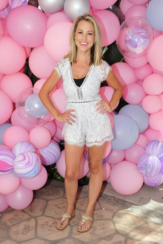 JESSICA HALL at Petite 'n Pretty Launch Celebration in Beverly Hills 07/21/2018