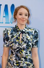 JESSICA KEENAN WYNN at Mamma Mia Here We Go Again Premiere in Amsterdam 07/17/2018
