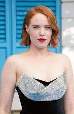 JESSICA KEENAN WYNN at Mamma Mia Here We Go Again Premiere in London 07/16/2018