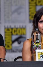 JESSICA PARKER KENNEDY at The Flash Panel at Comic-con in San Diego 07/21/2018