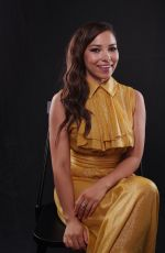 JESSICA PARKER KENNEDY at Variety Studio at Comic-con in San Diego 07/21/2018