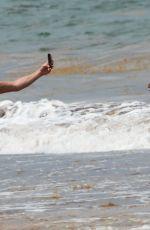 JESSICA SERTAFY in Bikini at a Beach in Tulum 07/10/2018