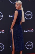 JESSICA SZOHR at 2018 Espy Awards in Los Angeles 07/18/2018