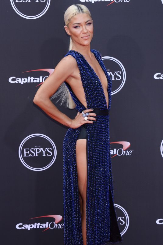 JESSICA SZOHR at 2018 Espy Awards in Los Angeles 07/18/2018
